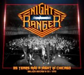 Night Ranger -35 Years and a Night in Chicago (Deluxe Edition)