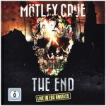 Mötley Crüe - The End : Live in Los Angeles DVD + BluRay + CD (Deluxe Edition)
