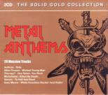 V/A / Sampler - Metal Anthems : The Solid Gold Collection