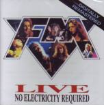 FM - Live : No Electricity required