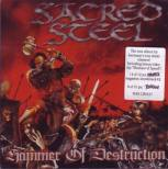 Sacred Steel - Hammer of Destruction