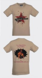 Exclusive Schmanker-Records T-Shirt (Ltd.) - SIZE M